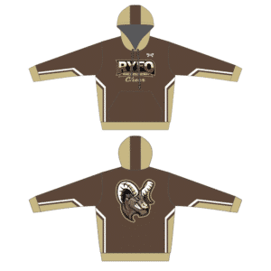 RYFO Cheer Sublimated Hoodie