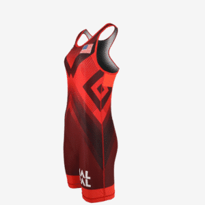 Mallory Velte Signature Singlet Red