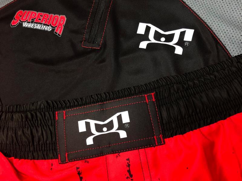 Superior Wrestling Custom Team Gear