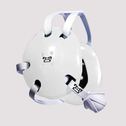 White Earshot Head Gear