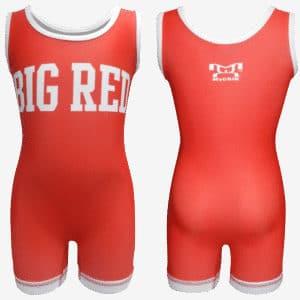 MyCRIB Big Red Singlet