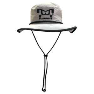 Brim Bucket Hat - Stone