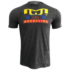 Colombia Wrestling T-Shirt