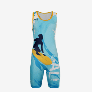 MyHOUSE Women's Cali Surf Singlet - Blue