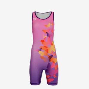 Float Like A Butterfly - Womens Singlet