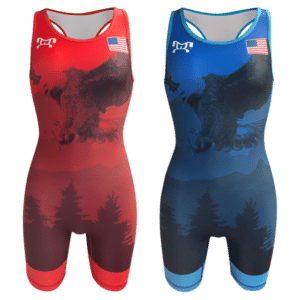2019 Freestyle Soaring Eagle Singlet - Womens