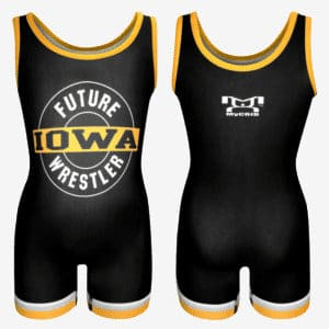 MyCRIB Future Iowa Wrestler Singlet