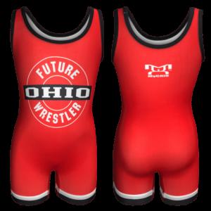 MyCRIB Future Ohio Wrestler Singlet