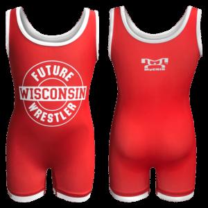 MyCRIB Future Wisconsin Wrestler Singlet