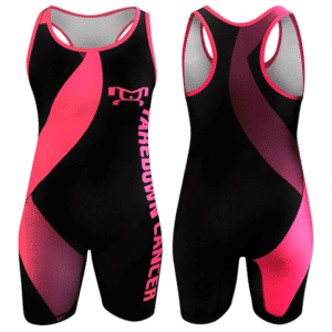 Takedown Cancer - Women's Singlet
