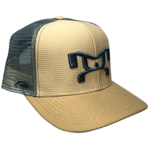 MyHOUSE Ultra Fit ProMax Baseball Hat - Stone/Khaki