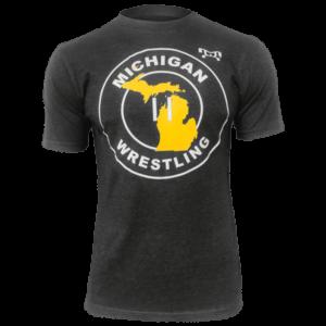 MyHOUSE Represent Michigan - State T-Shirt