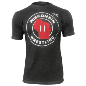 MyHOUSE Represent Wisconsin - State T-Shirt