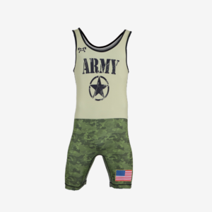 MyHOUSE Sports Gear Army Singlet
