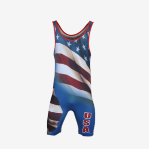 MyHOUSE Sports Gear Flag Singlet