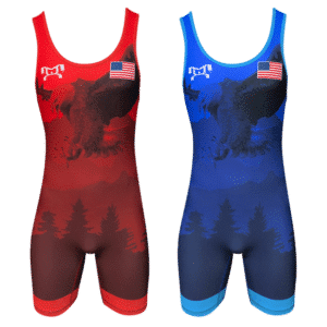 2019 Freestyle Soaring Eagle Singlet - Men