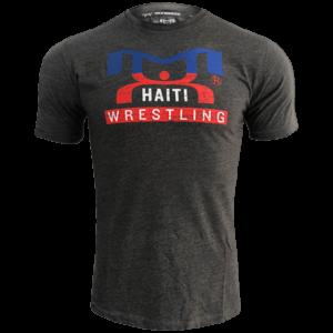 Haiti Wrestling T-Shirt