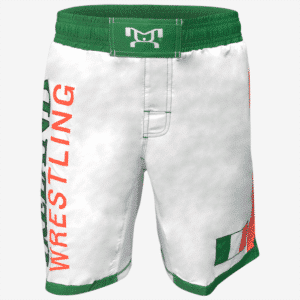 Ireland Wrestling Shorts