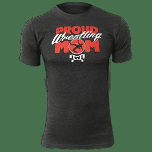 Proud Wrestling Mom T-Shirt