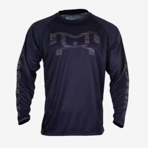 MyHouse Loose Dri Fit Sublimated Navy Long Sleeve Shirt