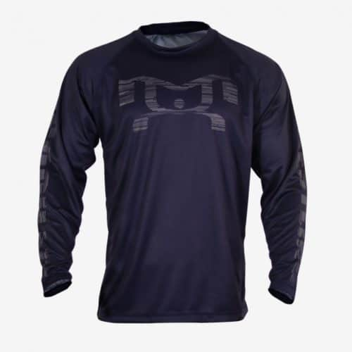 MyHouse Loose Dri Fit Sublimated Navy Long Sleeve Shirt
