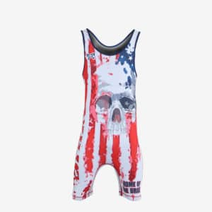 MyHOUSE Home of the Brave Singlet