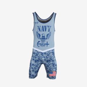 MyHOUSE Sports Gear Navy Singlet