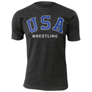 Throwback USA Wrestling T-Shirt