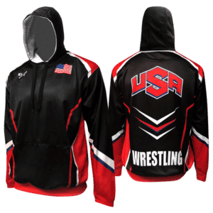 MyHOUSE USA Wrestling Hoodie