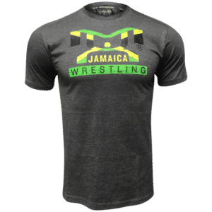 Jamaica Wrestling T-Shirt