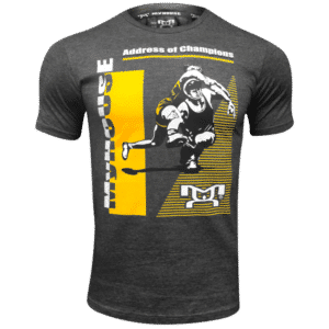 Retro MyHOUSE Wrestling T-Shirt