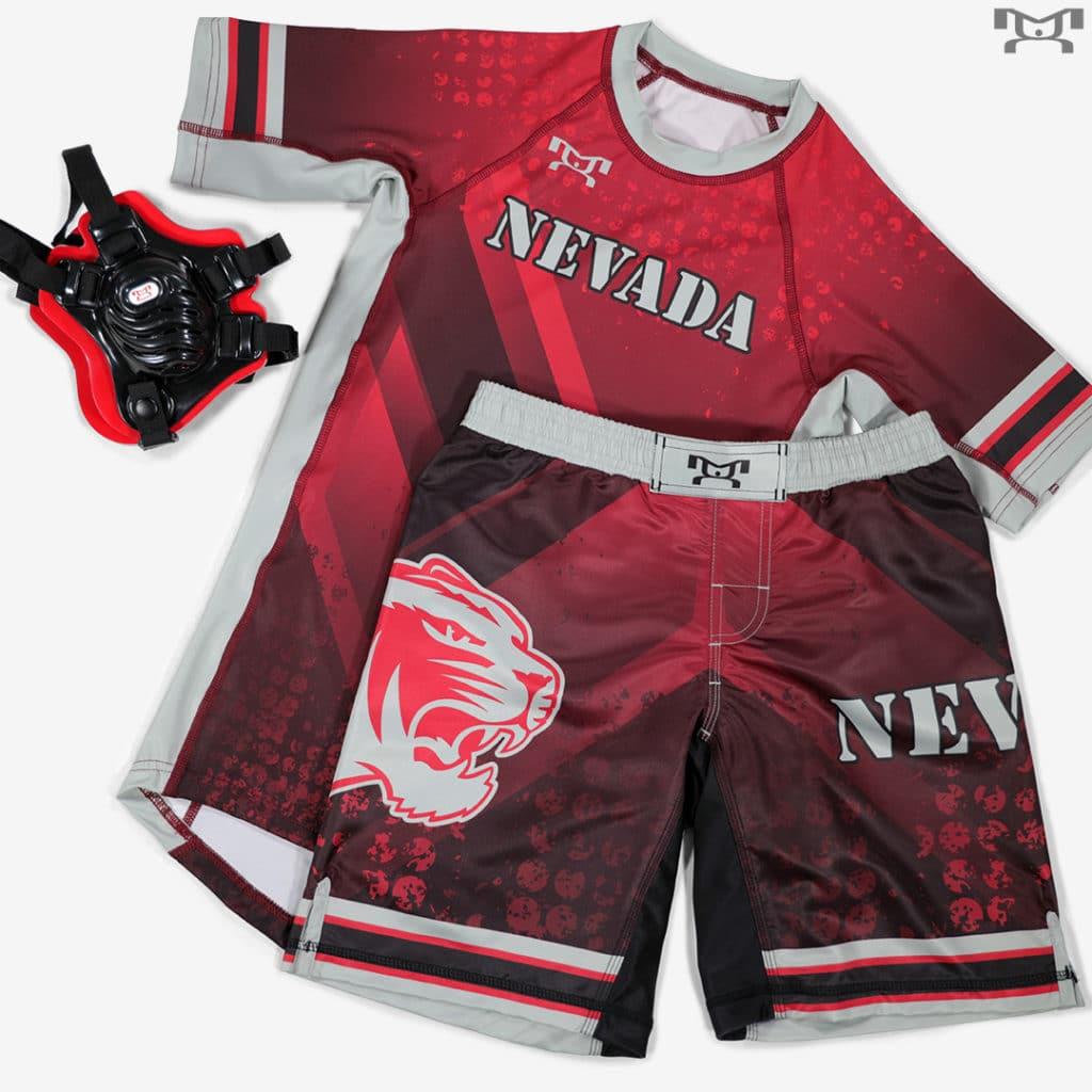 Nevada Wrestling Gear