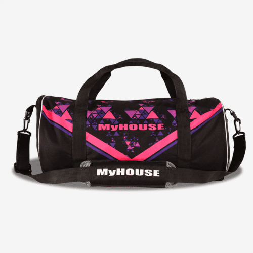 MyHOUSE Geo Duffel - Pink