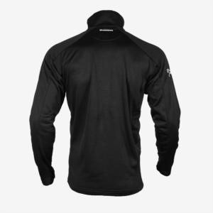 Black quarter zip fleece B