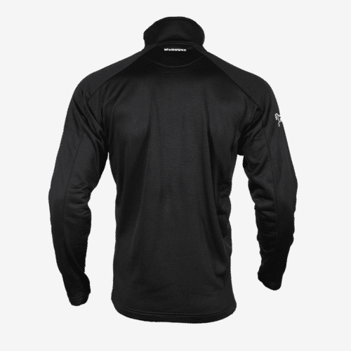 Black quarter zip fleece B