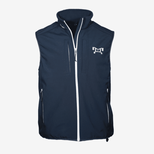 Blue All Weather vest F