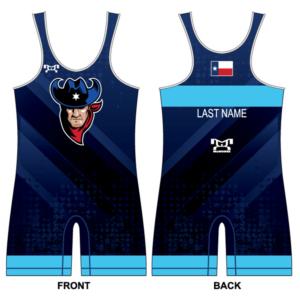Ranger Style 2020 Singlet Mens Blue