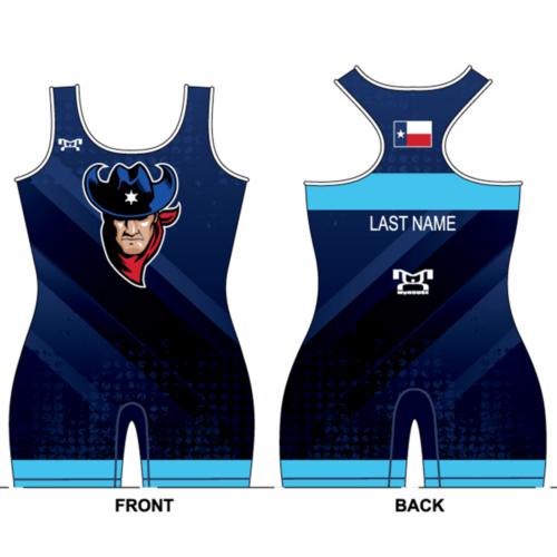Ranger Style 2020 Singlet Womens Blue
