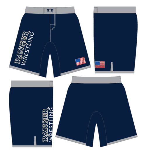 Santa Rosa Custom Fight Shorts