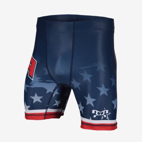 USA Compression Shorts