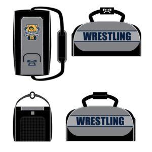 Keystone State Championships Custom Conversion Duffel Bag