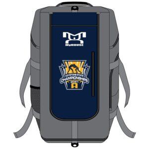 Keystone State Championships Custom Hybrid Gear Bag