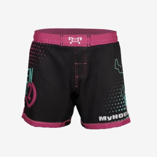 Women Wrestle 2 Fight Shorts