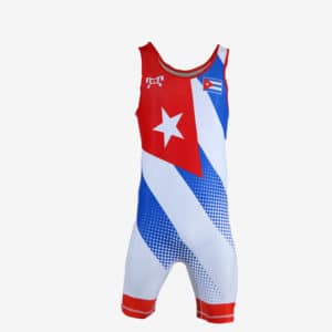 Cuba 2020 Red Singlet (Pre-Order)