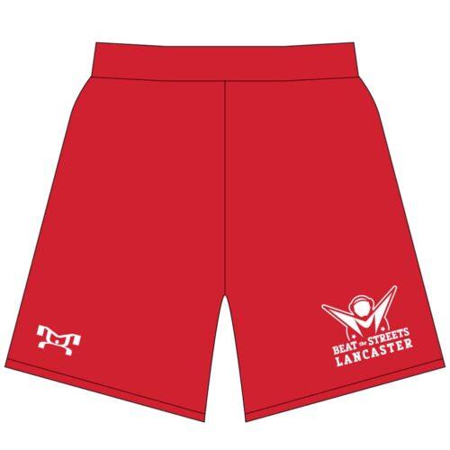 BTS Lancaster Custom Mesh Shorts
