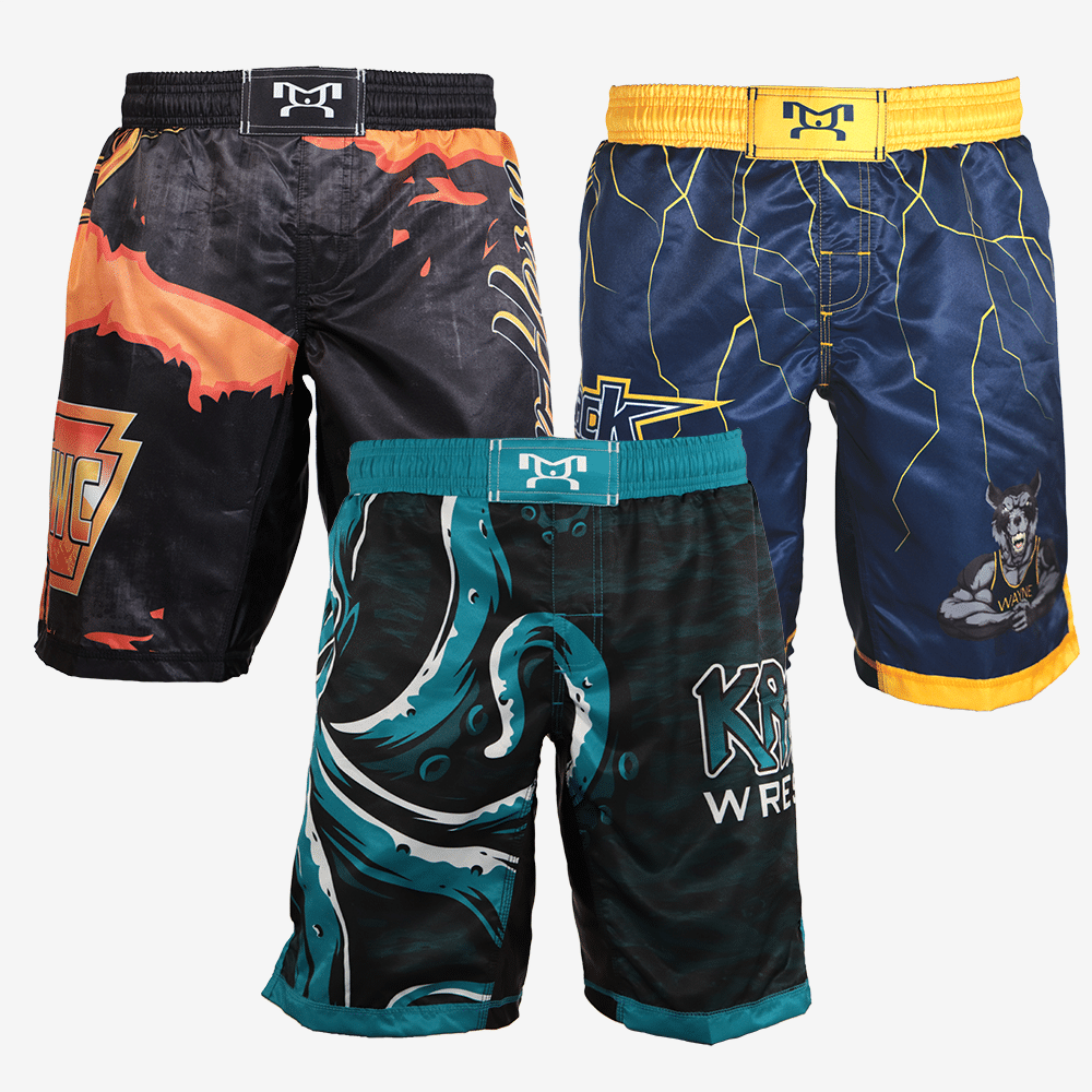 Team Gear Fight Shorts