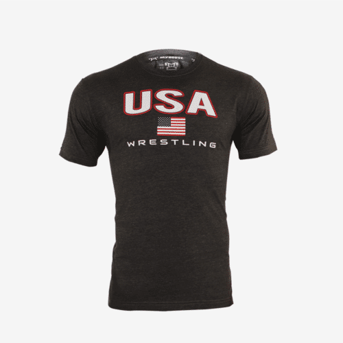 USA Screen Printed T- Shirt