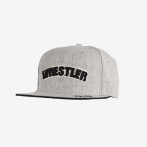 Grey Wrestler Flat Brim