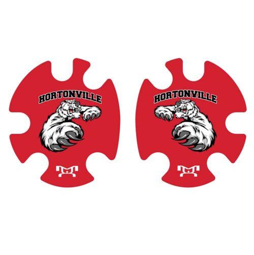 Hortonville Custom Head Gear Decal