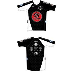 Inochi MMA Men's Custom Compression Shirt